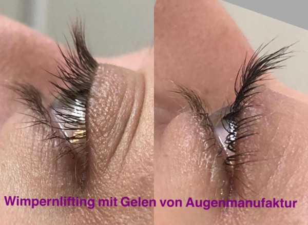 Wimpernlifting / Lash Lifting